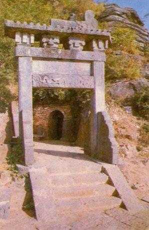 Shaolin-cave